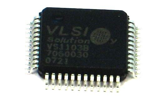 VS1103B-L, MIDI / ADPCM Audio Codec Circuit.