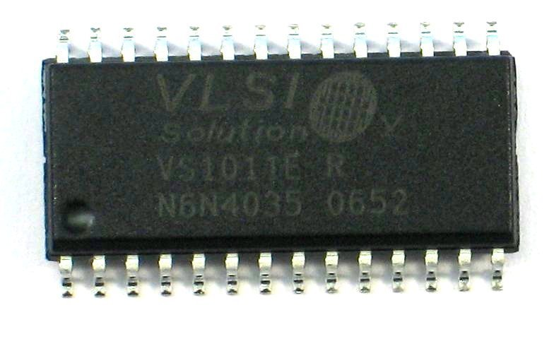 VS1011E-S (Tube), MP3 Decoder Circuit.