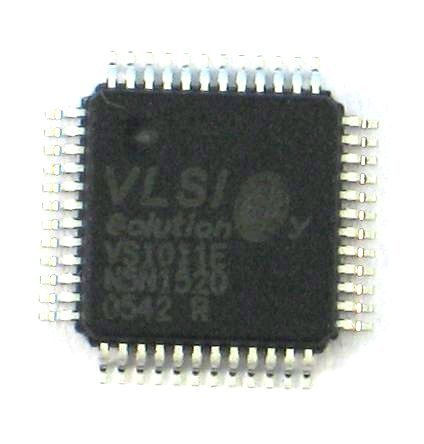 VS1011E-L (Tray), MP3 Decoder Circuit.